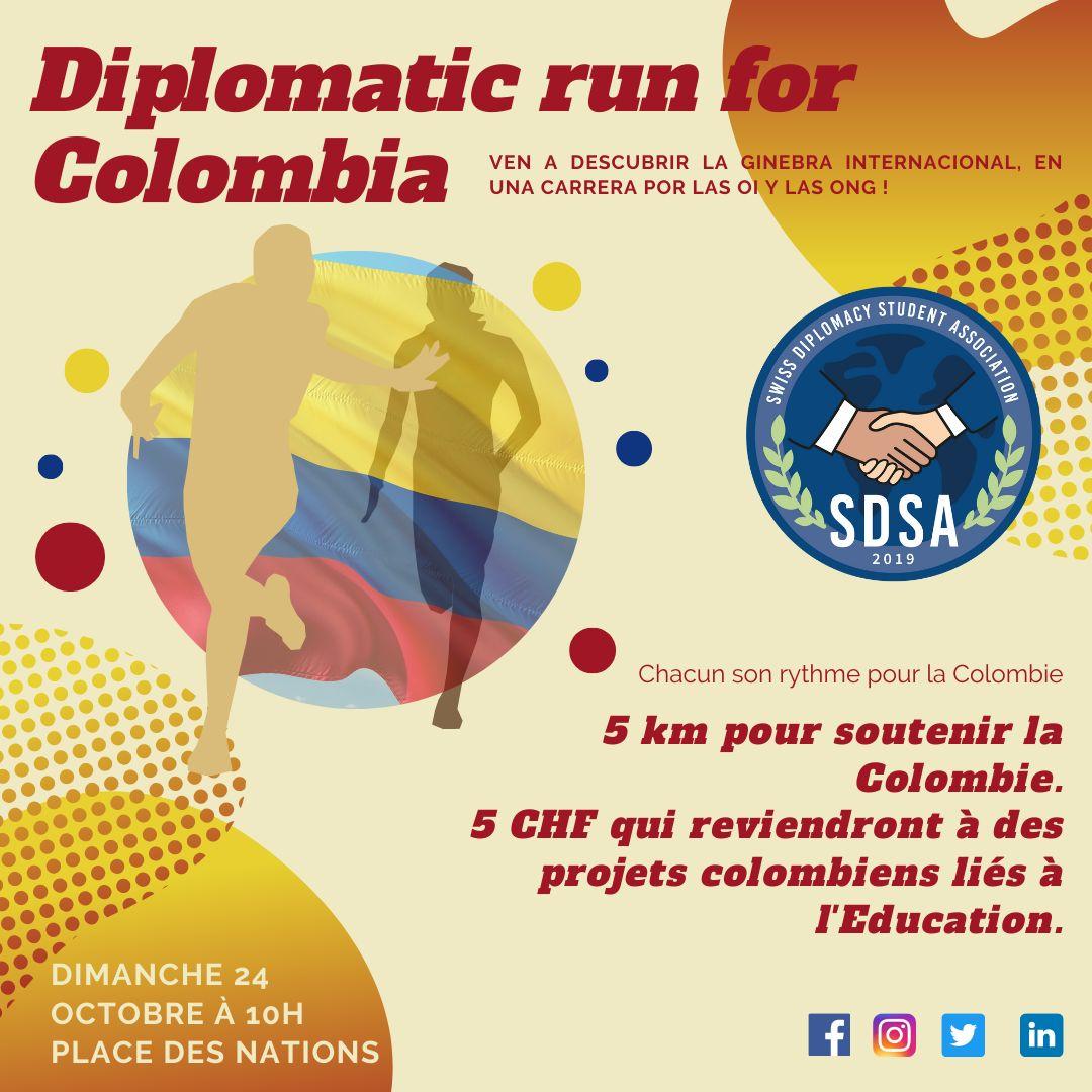 Diplomatic Run